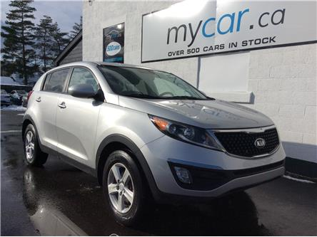 2016 Kia Sportage LX (Stk: 191908) in Richmond - Image 1 of 19