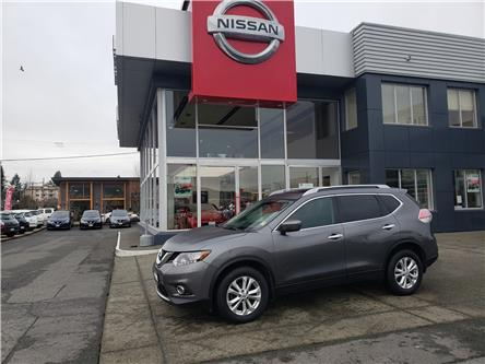 2016 Nissan Rogue SV (Stk: 9R8673A) in Duncan - Image 1 of 12