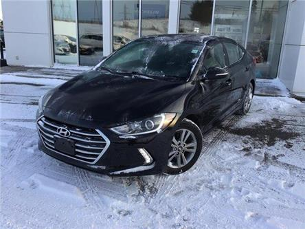 2017 Hyundai Elantra GL (Stk: HP0144) in Peterborough - Image 1 of 16