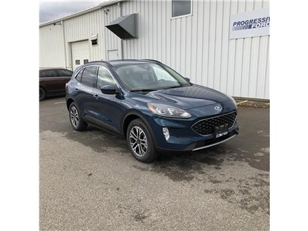 2020 Ford Escape SEL (Stk: LUA42939) in Wallaceburg - Image 1 of 16