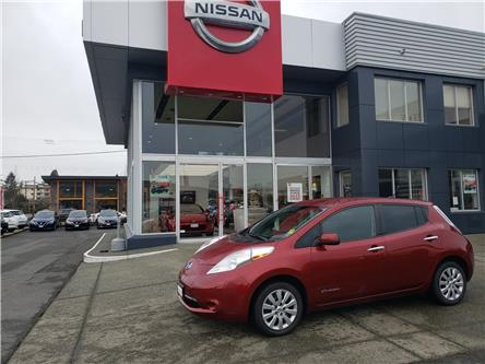 2013 Nissan LEAF S (Stk: 9K1045A) in Duncan - Image 1 of 12