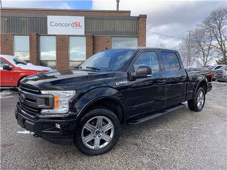 2018 Ford F-150 XLT (Stk: C3587) in Concord - Image 1 of 5