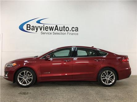 2019 Ford Fusion Hybrid Titanium (Stk: 36013R) in Belleville - Image 1 of 27