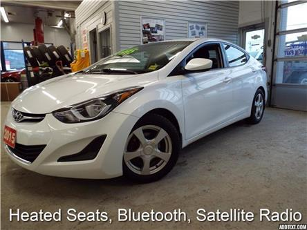 2015 Hyundai Elantra  (Stk: 19015A) in Quesnel - Image 1 of 21