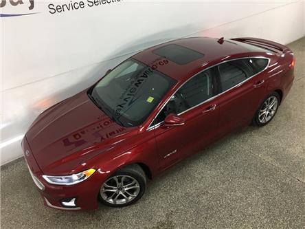 2019 Ford Fusion Hybrid Titanium (Stk: 36013R) in Belleville - Image 2 of 27