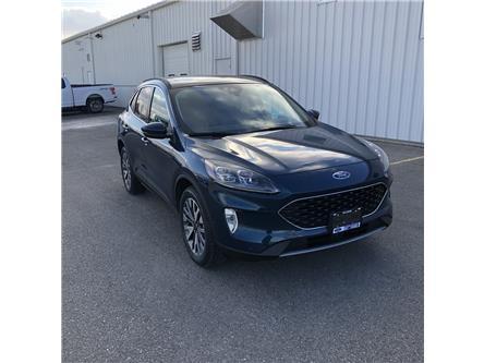 2020 Ford Escape Titanium (Stk: LUA42942) in Wallaceburg - Image 1 of 17