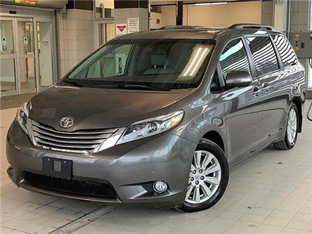2017 Toyota Sienna Limited 7-Passenger (Stk: P19165) in Kingston - Image 1 of 30