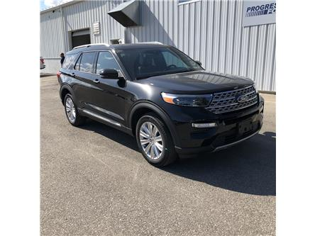 2020 Ford Explorer Limited (Stk: LGA74219) in Wallaceburg - Image 1 of 18