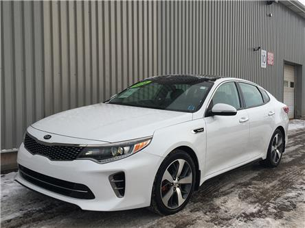 2016 Kia Optima SX Turbo (Stk: X4686B) in Charlottetown - Image 1 of 13