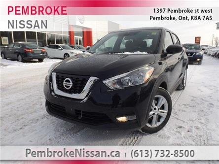 2020 Nissan Kicks S (Stk: 20063) in Pembroke - Image 1 of 25