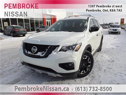 2020 Nissan Pathfinder SV Tech (Stk: 20064) in Pembroke - Image 1 of 30