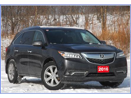 2016 Acura MDX Elite Package (Stk: 9F8850A) in Kitchener - Image 1 of 20