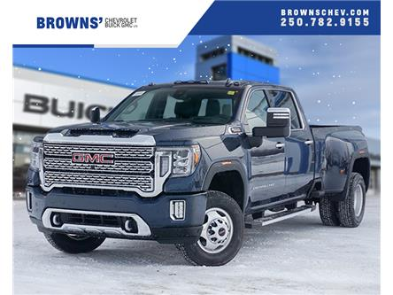 2020 GMC Sierra 3500HD Denali (Stk: 2020 Dually) in Dawson Creek - Image 1 of 15