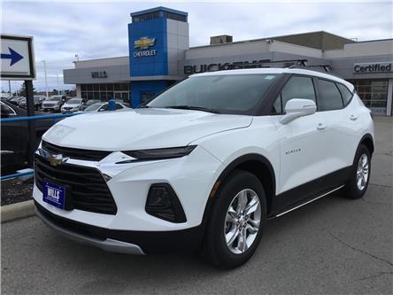 2019 Chevrolet Blazer 3.6 (Stk: K332) in Grimsby - Image 1 of 14