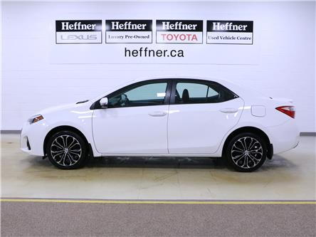 2016 Toyota Corolla S (Stk: 196318) in Kitchener - Image 2 of 31