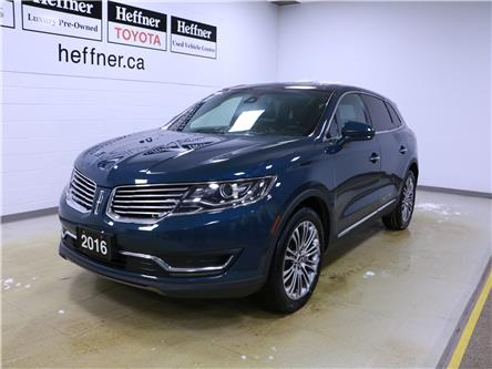 2016 Lincoln MKX Reserve (Stk: 197385) in Kitchener - Image 1 of 30