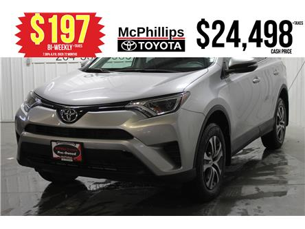 2016 Toyota RAV4 LE (Stk: A14030) in Winnipeg - Image 1 of 23