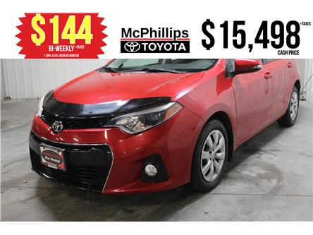 2015 Toyota Corolla S (Stk: 1058337A) in Winnipeg - Image 1 of 26