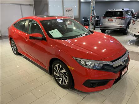 2018 Honda Civic EX (Stk: 16609A) in North York - Image 1 of 24