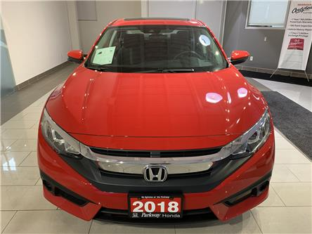 2018 Honda Civic EX (Stk: 16609A) in North York - Image 2 of 24