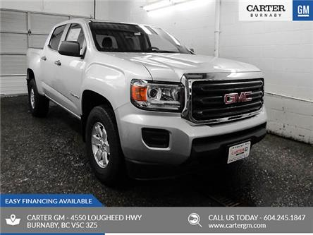 2020 GMC Canyon Base (Stk: 80-36570) in Burnaby - Image 1 of 13