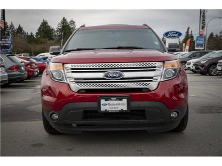 2015 Ford Explorer XLT (Stk: 9FU8990A) in Vancouver - Image 2 of 19
