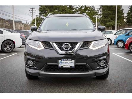 2016 Nissan Rogue SV (Stk: VW1045) in Vancouver - Image 2 of 22