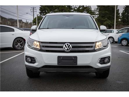 2016 Volkswagen Tiguan Special Edition (Stk: VW1046) in Vancouver - Image 2 of 23