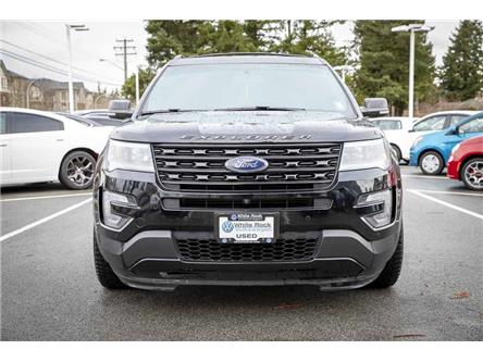 2016 Ford Explorer Sport (Stk: KJ270883A) in Vancouver - Image 2 of 25