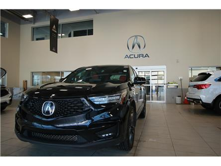 2019 Acura RDX A-Spec (Stk: PW0099) in Red Deer - Image 1 of 17