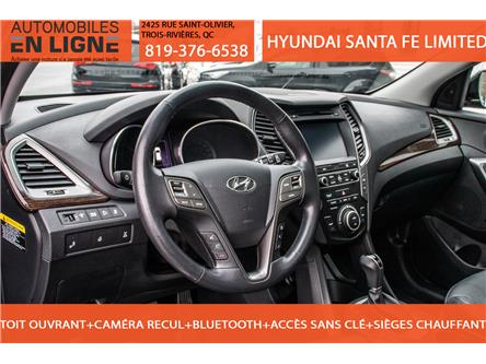 2017 Hyundai Santa Fe Sport 2.0T Limited (Stk: 406912) in Trois Rivieres - Image 2 of 33