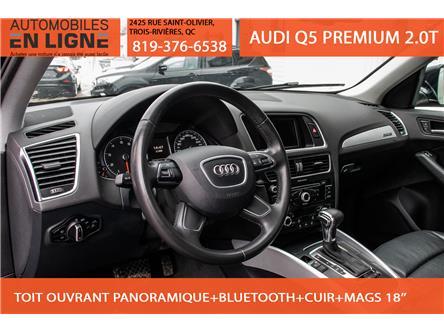 2013 Audi Q5 2.0T Premium (Stk: 047773) in Trois Rivieres - Image 2 of 29