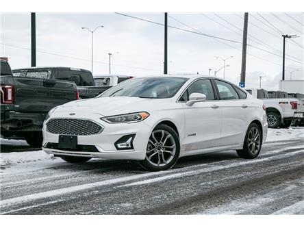 2019 Ford Fusion Hybrid Titanium (Stk: 953560) in Ottawa - Image 1 of 29