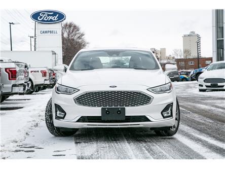 2019 Ford Fusion Hybrid Titanium (Stk: 953560) in Ottawa - Image 2 of 29