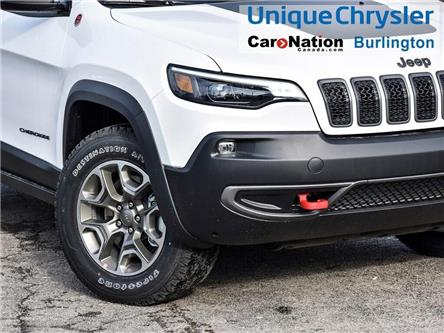 2020 Jeep Cherokee Trailhawk (Stk: L368) in Burlington - Image 2 of 30