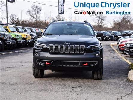 2020 Jeep Cherokee Trailhawk Elite (Stk: L426) in Burlington - Image 2 of 25