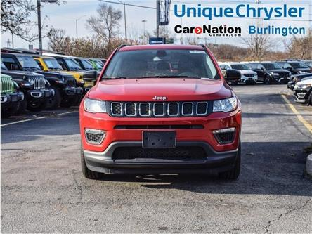 2020 Jeep Compass Sport (Stk: L387) in Burlington - Image 2 of 28
