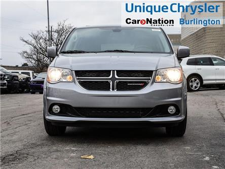 2019 Dodge Grand Caravan CREW PLUS| PWR DOORS/TAILGATE| DVD| REMOTE START (Stk: K1348) in Burlington - Image 2 of 25