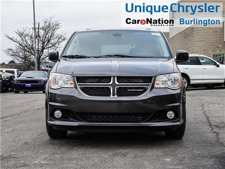2019 Dodge Grand Caravan CREW PLUS| PWR DOORS/TAILGATE| DVD| HEATED SEATS (Stk: K1338) in Burlington - Image 2 of 26