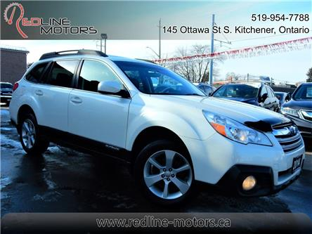 2014 Subaru Outback 2.5i Convenience Package (Stk: 4S4BRG) in Kitchener - Image 1 of 23