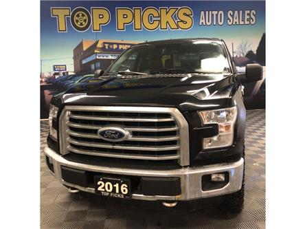 2016 Ford F-150 XLT (Stk: 159988) in NORTH BAY - Image 1 of 25