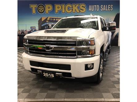 2018 Chevrolet Silverado 2500HD High Country (Stk: 247484) in NORTH BAY - Image 1 of 29