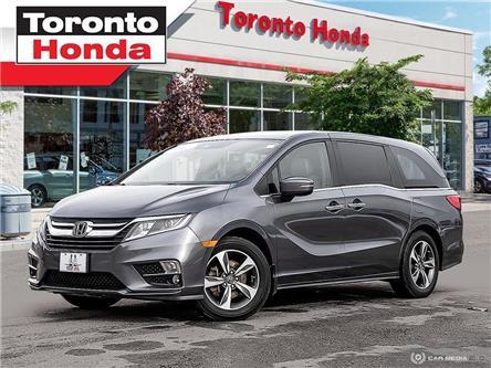 2018 Honda Odyssey EX-L (Stk: H39902L) in Toronto - Image 1 of 27