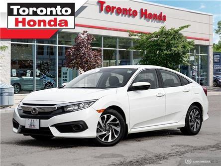 2018 Honda Civic Sedan SE (Stk: H39851A) in Toronto - Image 1 of 25