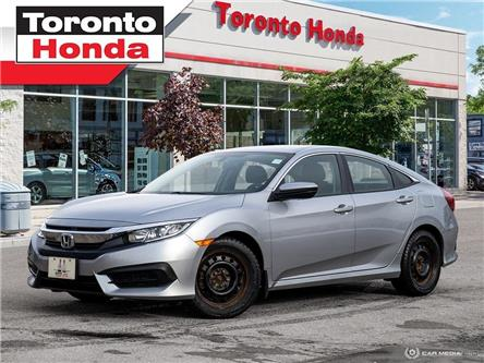 2017 Honda Civic Sedan LX (Stk: H39918T) in Toronto - Image 1 of 27