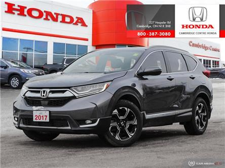 2017 Honda CR-V Touring (Stk: 20577A) in Cambridge - Image 1 of 27
