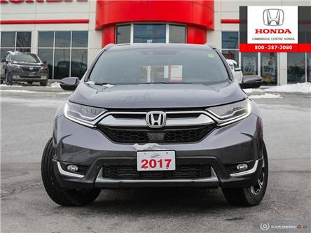 2017 Honda CR-V Touring (Stk: 20577A) in Cambridge - Image 2 of 27