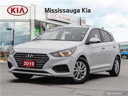 2019 Hyundai Accent Preferred (Stk: 3923P) in Mississauga - Image 1 of 27