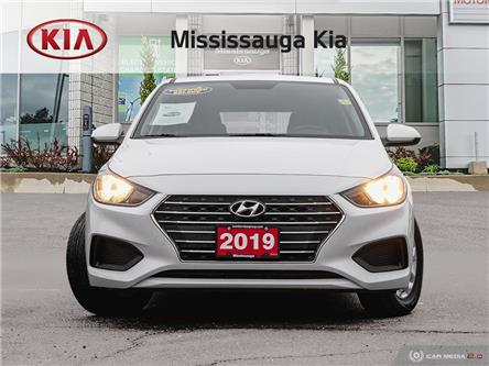 2019 Hyundai Accent Preferred (Stk: 3923P) in Mississauga - Image 2 of 27