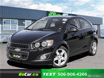2015 Chevrolet Sonic LT Auto (Stk: 190964A) in Fredericton - Image 1 of 25